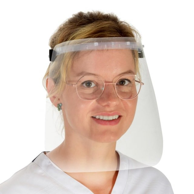 Set Vision One Faceshield
