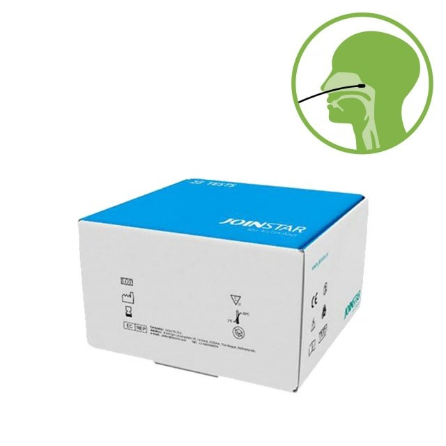 Joinstar SARS-Co V -2 / Influenza A&B Antigen Test