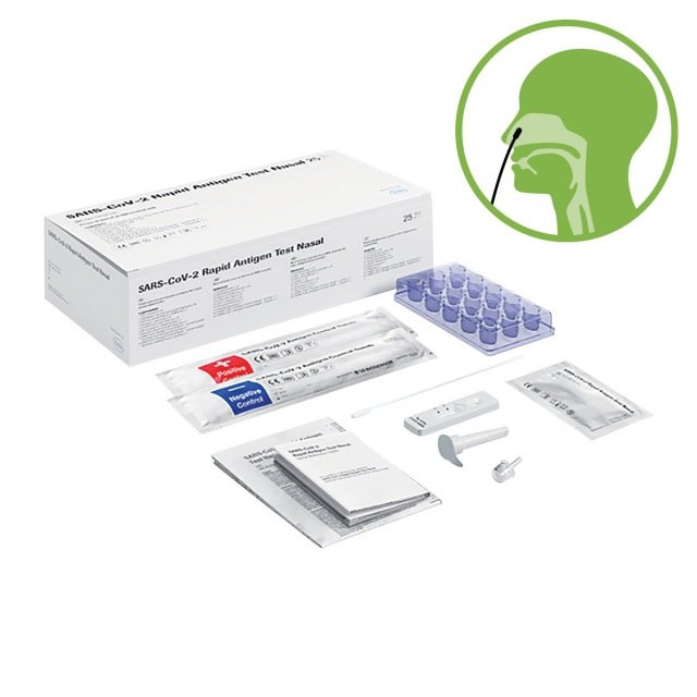 Test nasal antigène Roche SARS-CoV-2