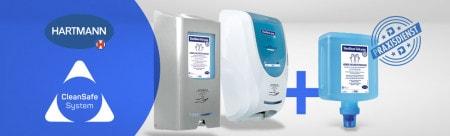Nu een dispenser kopen & gratis Sterillium Gel pure ontvangen!