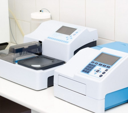 Analysis Devices for the Clinical Laboratory