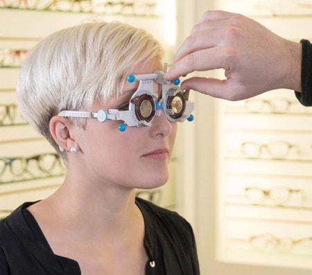 Equipement ophtalmologique