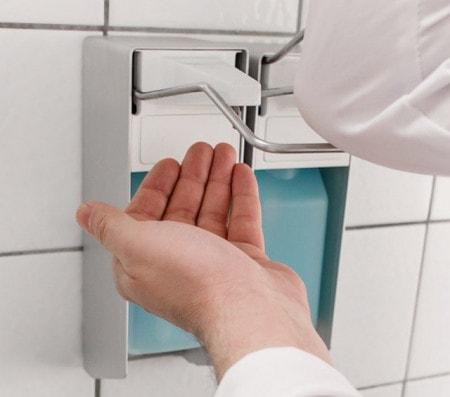 Disinfectant Dispensers for Hand Sanitiser