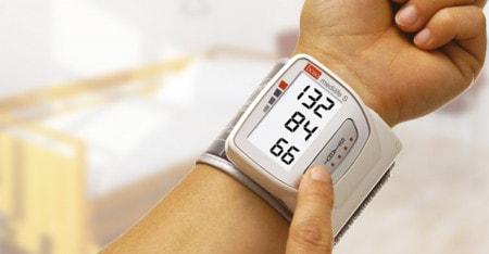 Digital Blood Pressure Monitor for the Wrist