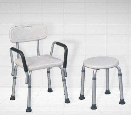 Shower Seats, Shower Chairs and Shower Stools