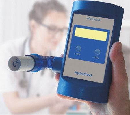 Analyseur de respiration H2 pour le test respiratoire à hydrogène