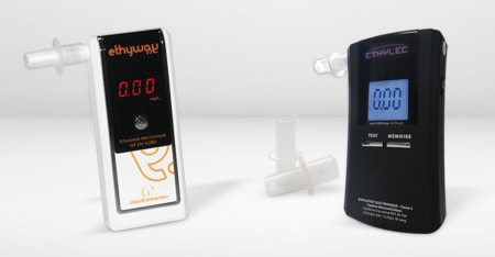 Breathalyzers for Determining Blood Alcohol Concentration
