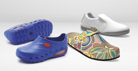 Nursing Shoes & Safety Shoes