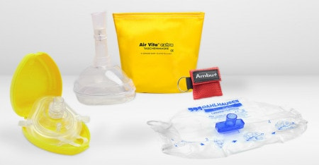 CPR Masks and Resuscitation Accessories