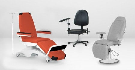 Phlebotomy Chairs & Dialysis Chairs
