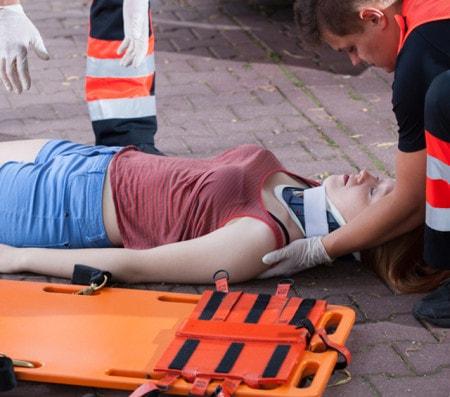 Equipement de premiers secours