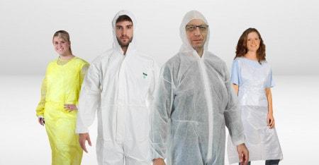 Infectiebeschermingskleding