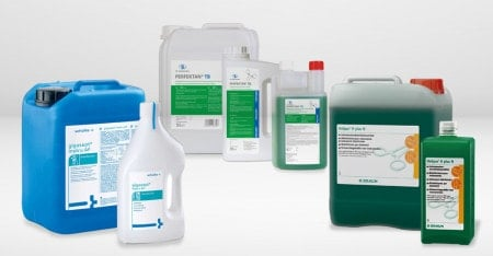 Instrument Disinfection with Instrument Disinfectant