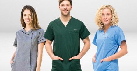 Casacas médicas