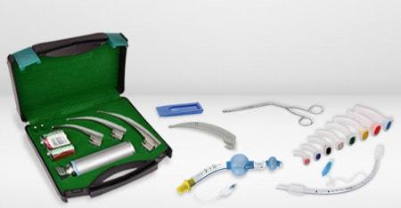 Intubation Prep with a Laryngoscope