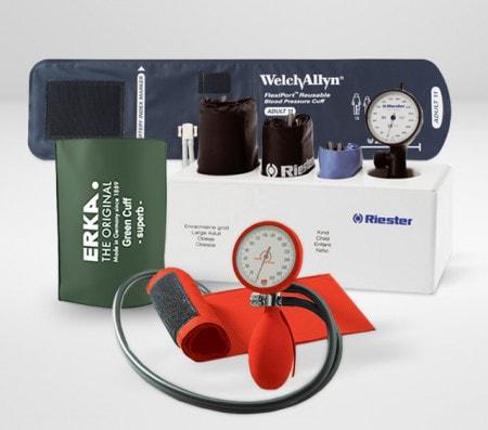 Sphygmomanometers for Measuring Blood Pressure