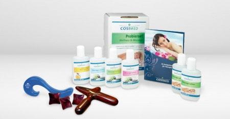 Accessoires de massage pour différents massages