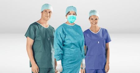 Abbigliamento chirurgico