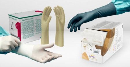 Operatiehandschoenen