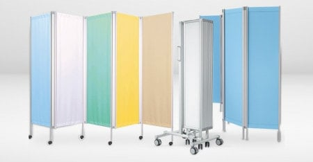 Partitions & Room Dividers for the General Practice
