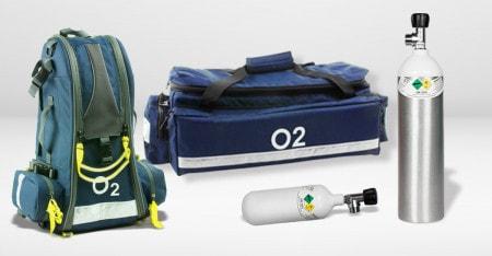Oxygen Tanks for Medical Emergencies