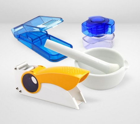 Pill Cutters & Crushers for Splitting and Dividing Medications