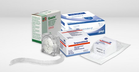 Tamponi per medicazione