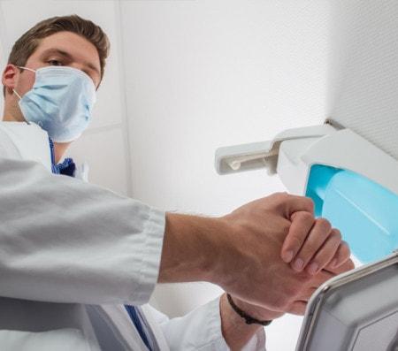 Hand Sanitiser for Hand Disinfection