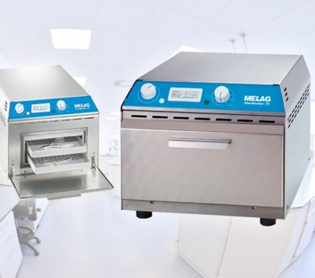 Hot Air Sterilisers for Instrument Reprocessing