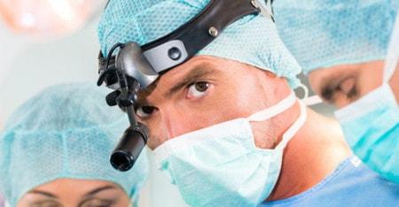 Hoofdlampen en loepbrillen