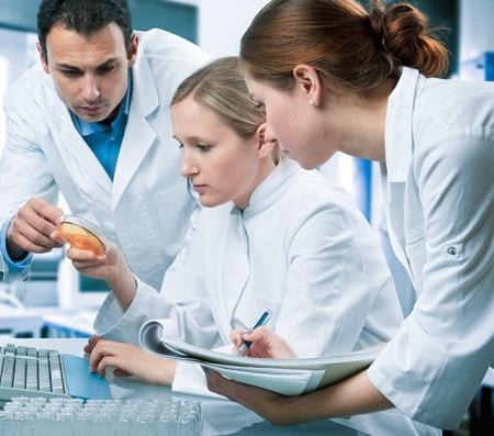 Fartuchy laboratoryjne