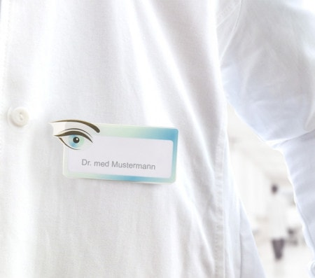 Name Badge for the Doctor or Nurse