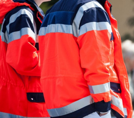 Emergency Clothing for EMTs and Rescue Workers