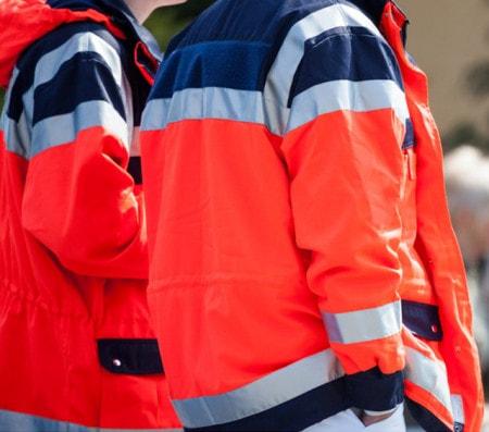Notfallbekleidung für den Einsatz im Notarzt- & Rettungsdienst