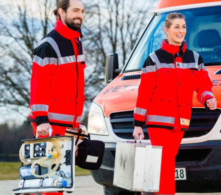 Consommables d'urgence pour l'approvisionnement des secours