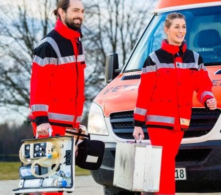 Notfall-Verbrauchsmaterial für die Notfallversorgung