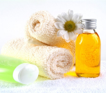 Oil Baths and Bath Additives