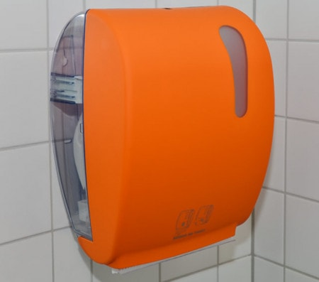 Paper Towel Dispensers for Surgeries, Labs & Hospitals
