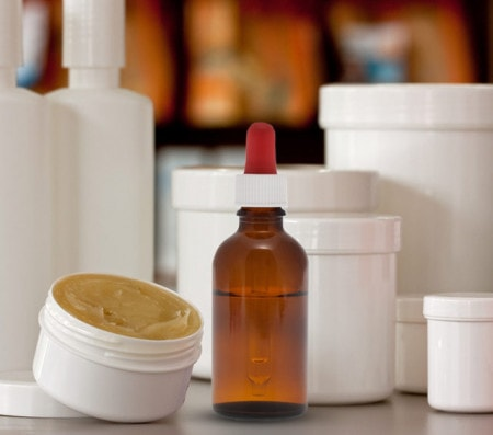 Salbendosen & Tropfflaschen für medizinische Rezepturen