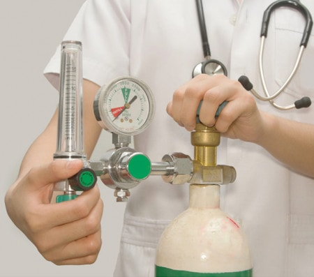 Oxygen Tanks for Medical Emergencies