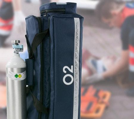Mobile Sauerstoffsysteme für den Rettungseinsatz