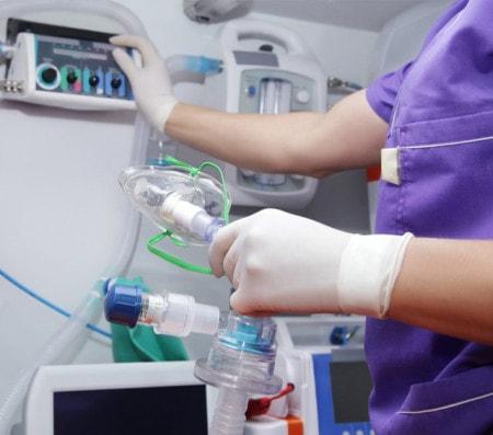 Sauerstoffzubehör von Sauerstoffmaske bis Sauerstoffschlauch