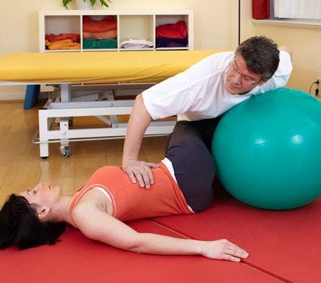 Therapie und Wellness