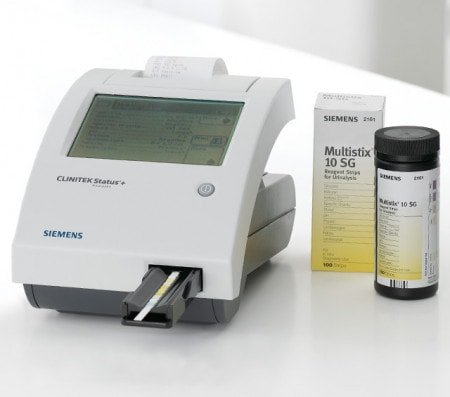 Analizzatori di urina