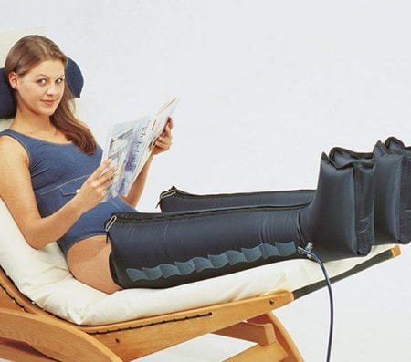 Venous Compression Therapy with the VenenWalker