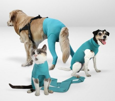 Wound Protection Bodysuits