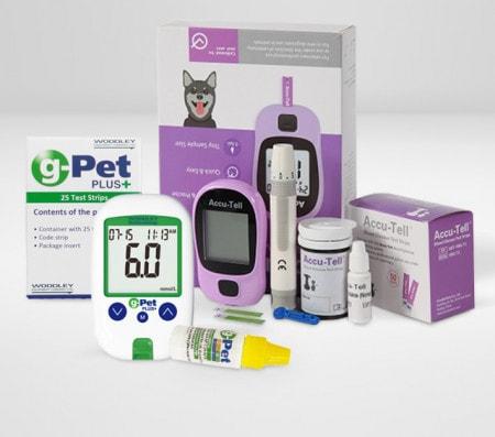 Glukometry weterynaryjne