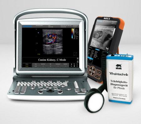 Veterinary Ultrasound Machines