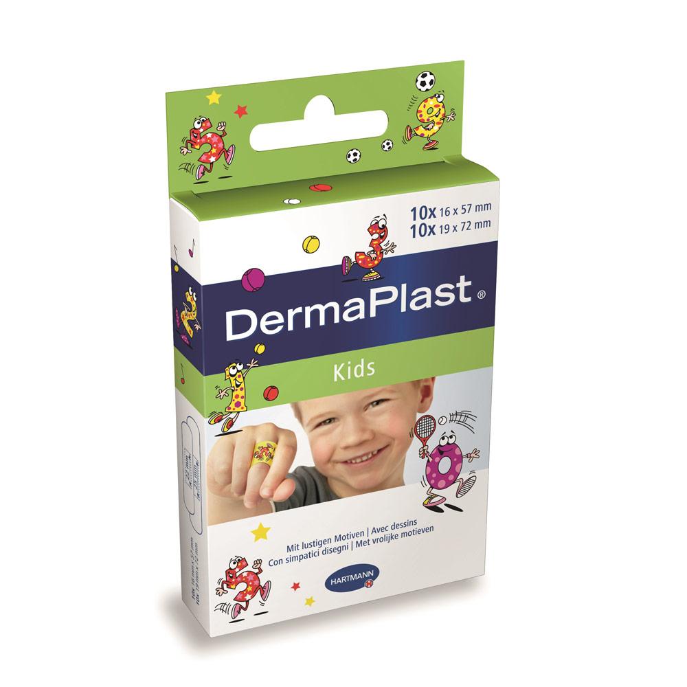 DermaPlast kids flasteri a20