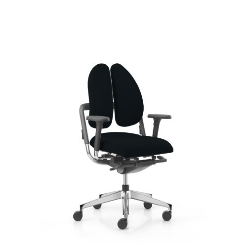 ... Rohde & Grahl Xenium Duo-Back Basic office chair with dynamic pelvis  support ...